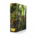 Slipcase Binder  Green art Dragon