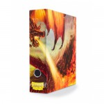 Classeur  Slipcase Binder - Red art Dragon