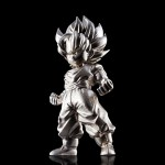 Figurine Dragon Ball Z Absolute Chogokin - SS Son Goku