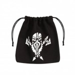 Dice Bag - Dwarven Black