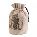 Dice Bag - Forest Beige