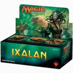 Boite de Magic The Gathering Ixalan