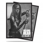 Sleeves Standard x50  The Walking Dead - Michonne