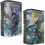Coffret Pokemon Deck Shield - Tapu Koko & Tapu Fini