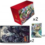 Force of Will TCG  Kit De Pre-Release R2 - Advent of the Demon King