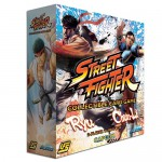 Turbo Box Street Fighter UFS - Street Fighter CCG : Chun Li VS Ryu 2 Player Starter Game
