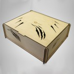 Boite de Rangement  Trading Card Storage Big Box - Claws