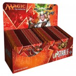 Boite de 36 Boosters Magic The Gathering Unstable