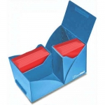Deck Box  Pro-Dual Deck Box - Bleu Clair