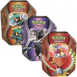 Pokébox Pokemon Christmas 2017 - Ho-Oh-GX + Necrozma-GX + Marshadow-GX