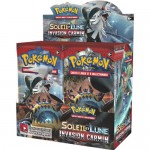 Boite de 36 Boosters Pokemon SL04 - Invasion Carmin