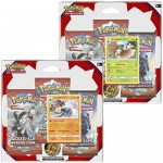 Pack 3 Boosters Pokemon SL04 - Invasion Carmin - Lucario, Archéduc