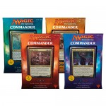 Magic The Gathering Commander 2017 - Boîte De 4 Decks