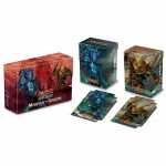 Dual Deck Box Magic The Gathering Merfolk VS Goblins
