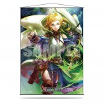 Wall Scroll Force of Will TCG  Fiethsing