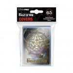Sleeves Standard x65 Force of Will TCG  Covers Gold Circle FoW Clear (Moonbreeze's Memoria)