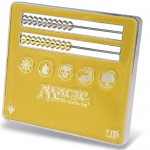 Magic The Gathering Life Counter - Gold Abacus