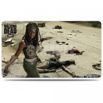 Play Mat  The Walking Dead - Michonne