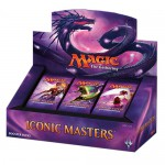 Boite de 24 Boosters Magic The Gathering Iconic Masters 2017