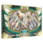 Collection Box Pokemon Shiny Silvally-GX