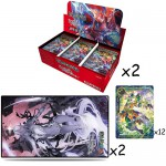 Force of Will TCG  Kit De Pre-Release R3 - The Time Spinning Witch