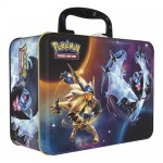 Pokemon Collector's Chest - Dusk Mane Necrozma, Dawn Wings Necrozma, Dusk Form Lycanroc