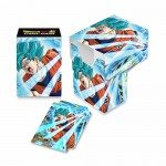 Deck Box Dragon Ball Super Goku Blue