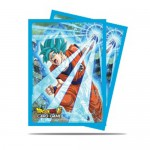 Sleeves Dragon Ball Super Goku Blue