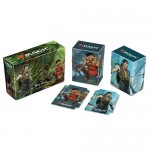 Dual Deck Box Magic The Gathering Elves VS Inventors
