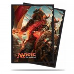 Sleeves Standard x80 Magic The Gathering Rivals of Ixalan - V1