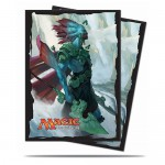 Sleeves Standard x80 Magic The Gathering Rivals of Ixalan - V3