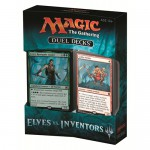 Magic The Gathering Duel Deck : Elves VS Inventors x6