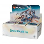 Boite de Magic The Gathering Dominaria