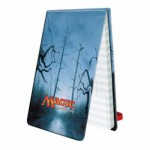 Magic The Gathering Score Keeping Life Pad - Mana 5 Swamp