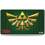 Play Mat The Legend of Zelda Green Crest