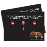 Sleeves Standard x65 The Legend of Zelda Dangerous