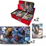 Force of Will TCG  Kit De Pre-Release R4 - Les Vents de la Lune Funeste