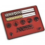 Compteur de vie Magic The Gathering Abacus Life Counter - Rouge