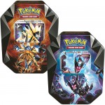 Pokébox Pokemon Dawn Wings Necrozma-GX + Dusk Mane Necrozma-GX