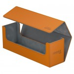 Deck Box  Arkhive Flip Case - Xenoskin - Orange
