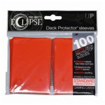 Sleeves  PRO-MATTE - Eclipse - Apple Red