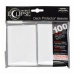 Sleeves Standard x100  PRO-MATTE - Eclipse - Arctic White