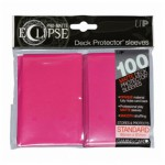 Sleeves Standard x100  PRO-MATTE - Eclipse - Hot Pink