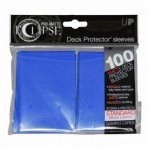 Sleeves  PRO-MATTE - Eclipse - Pacific Blue