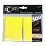 Sleeves  PRO-MATTE - Eclipse - Lemon Yellow