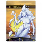 Token Magic The Gathering Token - Elemental 1/0