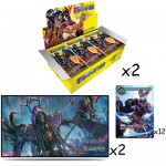 Force of Will TCG  Kit De Pre-Release V1 - La Renaissance du Valhalla