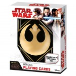 Autres Jeux Heroes Playing Cards in Tin box