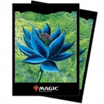 Sleeves Standard x100 Magic The Gathering Black Lotus