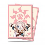 Sleeves Standard x100 Magic The Gathering Chibi Collection - Ajani - Lion Hug